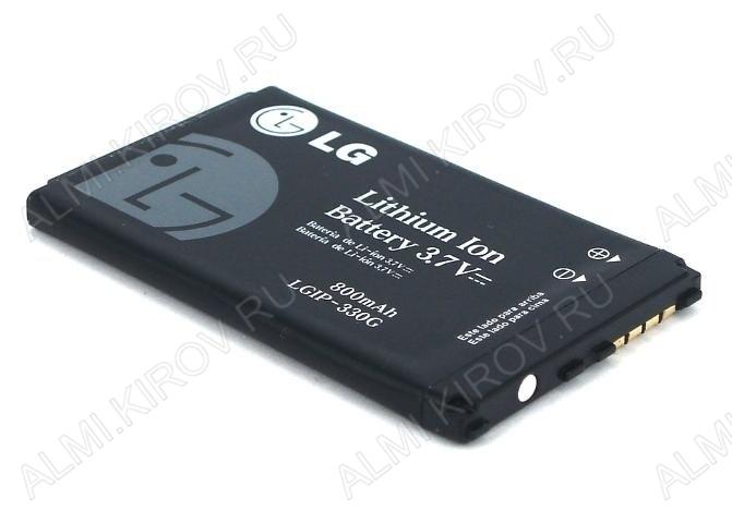 АКБ для LG KF300 Orig LGIP-330GP