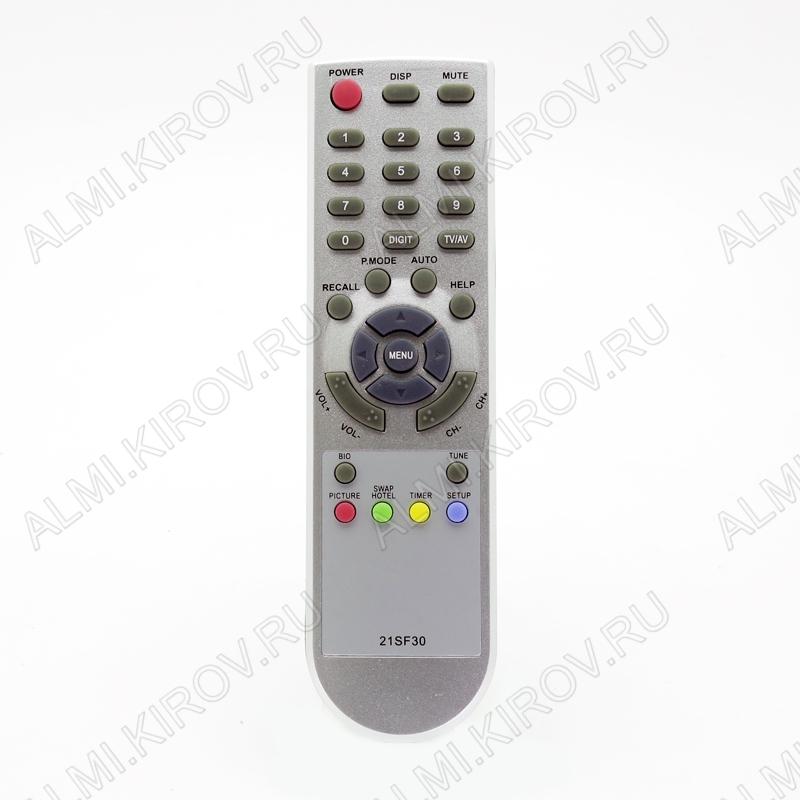ПДУ для ERISSON 21SF30 TV