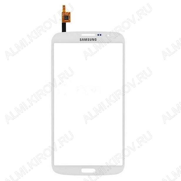 ТачСкрин для Samsung i9200 белый Orig