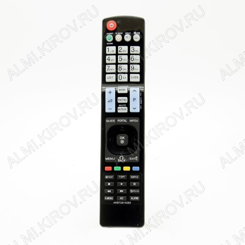 ПДУ для LG/GS AKB72914265 LCDTV