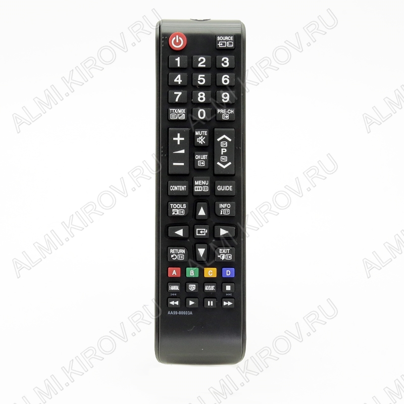 ПДУ для SAMSUNG AA59-00603A LCDTV