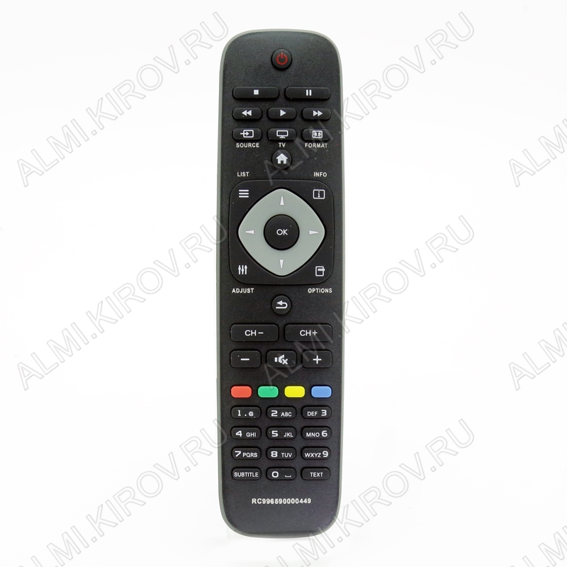 ПДУ для PHILIPS 9965 900 00449 (YKF308-001) LCDTV