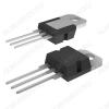 Транзистор IRF510 MOS-N-FET-e;V-MOS;100V,5.6A,0.54R,43W