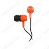 Наушники вкладыш RH-020 black/orange