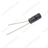 Конденсатор электролитический   100мкФ  16В 0511 +105°C
