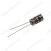 Конденсатор электролитический   100мкФ 16В 0611 +105°C компьютерные;