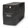 ИБП - UPS BackPro 800Plus/UPS+AVR, линейно-интерактивный, ступенчатая аппроксимация синусойды 800BA/480Вт; АКБ 12В 9Ah -1шт.; Розетки 2шт.; вход USB; Габариты упаковки 334х142х213мм.; Вес 5кг.