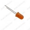Светодиод LED 5 К; 5М FYL-5013HD Красный матовый; 60°; 20mA