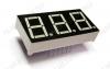 Индикатор BA56-12GWA LED 3DIG,0.56',G,AN;1M9