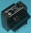 Трансформатор ТП-121-16   9V*2 0.25A*2 4.5W 43*36*38мм; масса 0.16кг