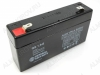 Аккумулятор 6V 1.3Ah GS1.3-6 свинцово-кислотный; 97*24*52+6