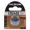 Элемент питания CR2430 3V;литиевые;блистер 1/10                                                                                            (цена за 1 эл. питания)