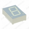 Индикатор SC08-11SRWA LED 1DIG,0.8',R,CA;24M