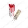 Лампа светодиодная 12В/ 2,5Вт/ G4/ 3000K (теплый белый) (L405) / 120Lm (EcoG4_2.5w12v30);