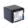 Аккумулятор для PANASONIC CGA-DU21 (аналог CGA-DU21) Li-Ion; 7.2V 2050mAh