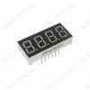 Индикатор SMA410364 (3641BH) LED 3DIG,0.36', красный (анод)