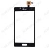 ТачСкрин для LG P705 Optimus L7 черный