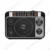 Радиоприемник RPR-171 УКВ 88,0-108.0МГц; разъем USB, SD; Питание от 2xR20 или от сети 220В