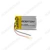 Аккумулятор 3,7V LP402030-PCB-LD 180mAh Li-Pol; 20*30*4мм                                                                                                               (цена за 1 аккумулятор