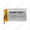 Аккумулятор 3,7V LP603060-PCB-LD 1100mAh Li-Pol; 30*60*6мм                                                                                                               (цена за 1 аккумулятор