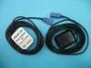 Антенна GPS/GLONASS G2-1 FAKRA-C 3M автомобильная 1574-1610MHz; 29dB; магнитная; кабель 3м; разъем FAKRA