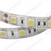 Лента светодиодная (5060*2) RGBW RT6-5050-60 LUX RGB-Day White (018326) (цена за 1м)  24V, 0.6A/м, 60 LED/м, ширина 10мм, IP33