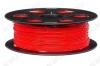 ABS пластик для 3D печати 1.75мм. Красный (м) (6053) 1м..; Плотность: 1,05 г/см; Темп. экструзии: 230 - 240 °С; Тепл. изделия: 105 °C; Производитель:  (ФДпласт)