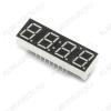 Индикатор HS410561K-D30 LED 3DIG,0.56', красный (анод)