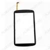 ТачСкрин для Alcatel OT-818 черный (Распродажа)