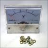 Радиоконструктор 85C1 5V Аналоговый DC вольтметр на приборную панель. Шкала 0 - 5 В