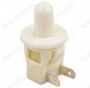 Кнопка PBS-19C ON-(OFF) (без фикс. для мебели и холодильников) d=19.2мм; 250VAC 2.5A; 2pin