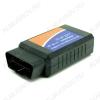 Радиоконструктор K-line адаптер Wi-Fi MP9213 (универсальный автосканер OBD-II) Предназначен для диагностики автомобилей при помощи ПК или смартфона. с iPhone или iPad, iPod touch.Обмен данными: беспроводный, WiFi.