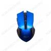Мышь беспроводная RMW-605 Blue