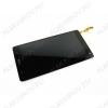 Дисплей для HTC Desire 600 + тачскрин черный Orig