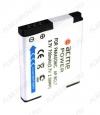 Аккумулятор для PANASONIC AP-BCL7 (аналог DMW-BCL7) Li-Ion; 3.7V 600mAh