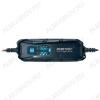 Зарядное устройство MotorCharger Deluxe для свинцово-кислотных аккумуляторов; защита от короткого замыкания, перегрузки, перегрева, переполюсовки; перезаряда