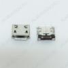 Разъем/гнездо для Samsung C3560/S3850/E2530/E2222/C3750/C3752/i5510/B7350/C3322/С3520/S5610/S5380/S5