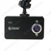 Видеорегистратор автомобильный DVR-K6000L Full HD Уценка! microSD - карта до 32Gb; Li-ion аккумулятор; дисплей 2.7