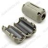 Фильтр ферритовый ZCAT2035-0930A серый на кабель d=6.0-9.0 мм