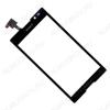 ТачСкрин для Sony Xperia C (C2305) черный