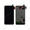 Дисплей для Nokia Lumia 630 (RM978/RM976)/635 (RM974/RM975) в рамке + тачскрин черный