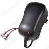 Зарядное устройство LAC12-1000 (12V) для свинцово-кислотных аккумуляторов; Vзар.=12V 1000mA; защита от короткого замыкания, перегрузки, перегрева, переполюсовки; автоматическое отключение