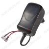 Зарядное устройство LAC6-600 (6V) для свинцово-кислотных аккумуляторов; Vзар.=6V 600mA; защита от короткого замыкания, перегрузки, перегрева, переполюсовки; автоматическое отключение