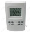 Термометр цифровой TM201 Измерение наружной и внутренней температуры; (гарантия 6 месяцев)