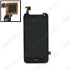 Дисплей HTC Desire 310 тачскрин черный