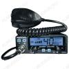 Радиостанция авто. PRESIDENT BARRY ASC 40/120 каналов, 4 Вт, ЧМ/АМ модуляция, индикация каналов, радиус действия до 15 км, диапазон СВ 27МГц