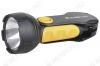 Фонарь аккумуляторный LED3817 светодиодный 1LEDx1Watt; питание аккум. 4V 0.7Ah (в комплекте); встроенное зарядное устройство с вилкой 220V