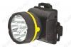Фонарь налобный 909LED5 черный светодиодный 5LED; питание 3xR6;