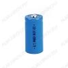 Аккумулятор 16340 (3,7V, 550mAh) LiIo; 16.5*33.7мм с защитой от чрезмерного заряда/разряда                                          (цена за 1 аккумулятор)