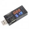 Тестер USB-зарядки Charge Doctor KWS-10VA (3-9V; 0-3А)
